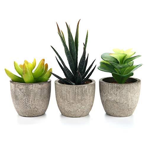 Cactus Artificiales Grandes Y Pequeños De Decoración